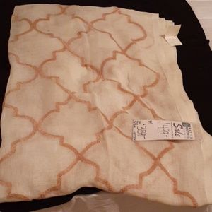 """Matter brothers 96"""" sheer curtain panel"""